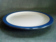 """Sabichi Housewares side plate in the Boston blue colourway 8.25"""" wide."""