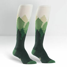 Sock It To Me Women's Funky Knee High Socks - Fir Sure