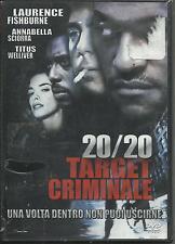 20/20 Target criminale (2000) DVD
