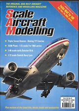 Scale Aircraft Modelling Mag, NOV 2002, Fw-190 Details, Boeing 777 Profiles,  F-