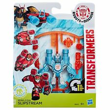 Transformers Robots In Disguise Mini-Con Weaponizers - Slipstream Figure NEW