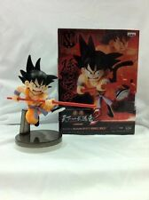 About PVC animated series Dragon Ball Z Super Saiyan Goku Figure model toy gift