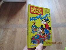 PETIT FORMAT BD MICKEY PARADE 66 mickey youpi !   1985