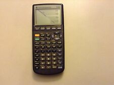 TEXAS INSTRUMENTS TI-83 VIEWSCREEN CALCULATOR NOT WORKING DAMAGED PARTS W CABLE