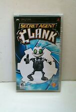 NEW Factory Sealed Secret Agent Clank for PSP Playstation Portable