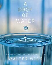A Drop of Water by Walter Wick (1997, Hardcover)