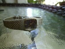 Vintage 14kt Solid Gold DOXA Women's Watch