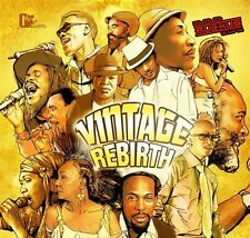 REGGAE REVIVE VINTAGE REBIRTH MIX CD