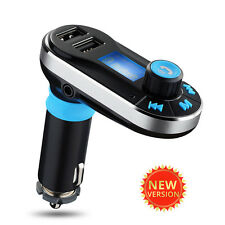 Hands-free Bluetooth Auto Car FM Transmitter Mp3 Player For iPhone 6 Plus 6s 5s