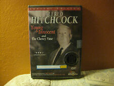 Alfred Hitchcock Young & Innocent and The Cheney Vase Sealed DVD!