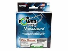 NEW Power Pro 33400651500E Maxcuatro 65Lb 1500yd Moss Green