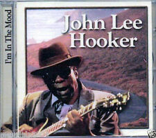 John Lee Hooker. I'm In The Mood (2000) CD NUOVO Sugar mama. No shoes. Baby Lee