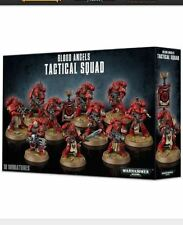 Warhammer 40k Space Marines Blood Angels Tactical Squad NIB