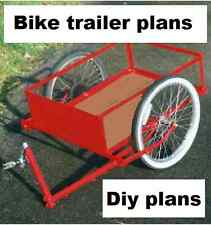 WOODWORKING OVER 1000+ PLANS , BIKE TRAILER DIY