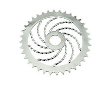 LOWRIDER BICYCLE SINGLE TWISTED SPROCKET LOWRIDER CHAINRING TWISTED