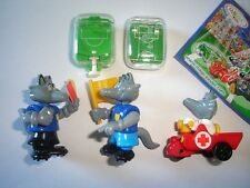 KINDER SURPRISE SET - MAGIC SPORT SOCCER ANIMALS TOYS & FIGURES 2006