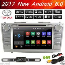 For Toyota Camry 2007 2008 2009 2010 2011 GPS Android 6.0 Car Stereo DVD Player