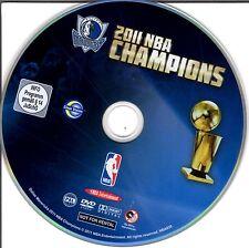 NBA Champions 2010-2011: Dallas Mavericks (2011) DVD ohne Cover #m30