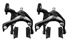 Shimano 105 5800 Rear / Front - Pair of Brake Calipers, 49 mm Drop - Black