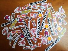 Moto-GP Motocross Scorpion Dirt Bike Car  Racing Helmet tiny Stickers 50++ pcs