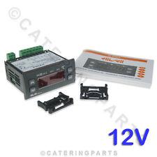 ELIWELL ic974lx 12V 12 VOLT DIGITALE FRIGO TERMOSTATO CONTROLLORE REFRIGERAZIONE