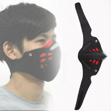 Fashion Neoprene Anti Dust Outdoor Bicycle Half Face Mask With Filter Neoprene