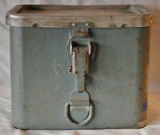 US Navy WW2 WWII Era Signal Container MK3 MOD 0 563246-C Signal Flare Container