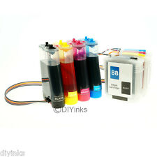 Continuous Ink System for HP 88 Officejet Pro K5400 K5400dn K5400dtn K5400tn CIS