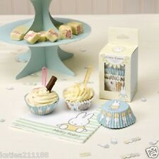 New baby shower christening party baby miffy box of 100 cupcake cake cases