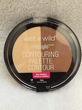 Wet n Wild Megaglo CONTOURING PALETTE Highlight/Contour Caramel Toffee SEALED