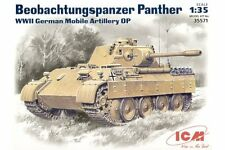 ICM 35571 1/35 Beobachtungspanzer Panther