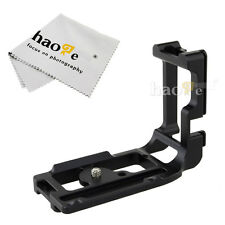 Quick Release L Plate Bracket For Canon 5D Mark III 5D3 5DS 5DSR Body Fit Arca