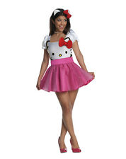 New Secret Wishes Hello Kitty Adult Womens Costume