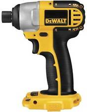 DeWALT DC825 18V LI-ION CORDLESS IMPACT DRIVER DC827 - PUSH IN STYLE BATTERY