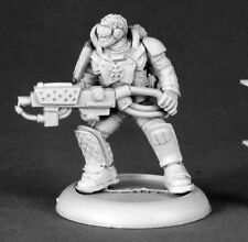 "Reaper Miniatures ""TORCH"" MCHUGH IMEF FLAME THROWER Chronoscope 50175"
