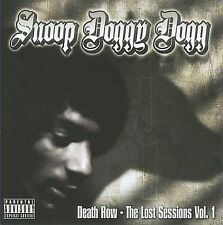 SNOOP DOGGY DOGG - THE LOST SESSIONS Vol. 1 (Death Row) ~DR. DRE~ OOP! RARE!!