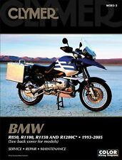 1993-2005 BMW R850 R1100 R1150 R1200C Motorcycle Repair Manual by Clymer M5033