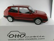 VW Golf GTi G 60 * in rot * Otto Mobile *  Maßstab 1:12 * OVP * NEU