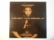 """BIG MOSES presents TRUST YOURSELF feat. AMBROSIA : SHELTER ANTHEM ► Maxi 12"""" ◄"""