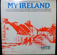 MY IRELAND - SONGS FROM THE TV SERIES VINYL LP