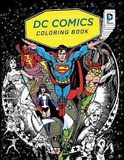 DC Comics Coloring Book by Insight Editions