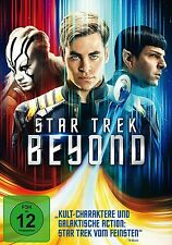 STAR TREK - BEYOND   DVD NEU  CHRIS PINE/ZACHARY QUINTO/SIMON PEGG/+