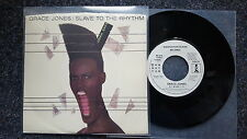 Grace Jones - Slave to the rhythm/ G.I. Blues US 7'' Single WITH COVER