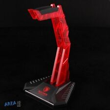 Sades Acrylic Headset Bracket Stand Holder Stand (RED) for Turtle Beach Logitech