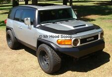 Toyota Fj Cruiser Hood Scoop Kit HS009 By MRHoodScoop UNPAINTED