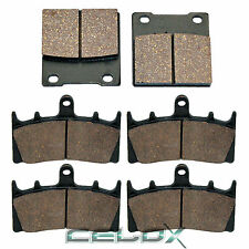 Front Rear Brake Pads For Suzuki TL1000R 1998 1999 2000 2001 2002 2003