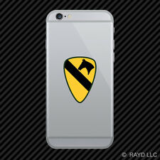 1st Cavalry Division Cell Phone Sticker Mobile Die Cut first team cav fort hood