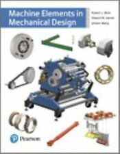 What's New in Trades and Technology: Machine Elements in Mechanical Design by...