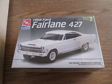 AMT 1966 Ford Fairlane 427 1/25 scale Kit # 6180