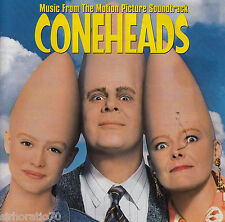 CONEHEADS Soundtrack  CD